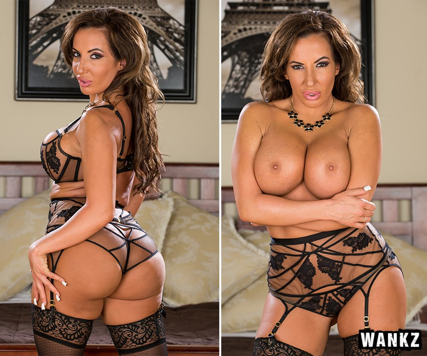 Richelle ryan seduces her step son in his own bedroom