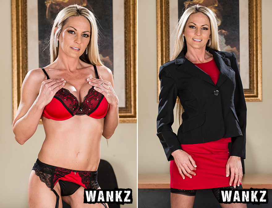 Wankz horny cougar boss gets fucked opinion you