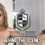 Kali Roses and Adria Rae - Higher Learning BTS