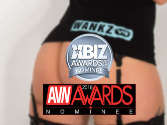 WankzVR Nominated at AVN and XBIZ