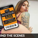 Ivy Lebelle - Backstage Ass BTS Special