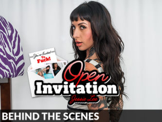 Open Invitation - Behind the Scenes