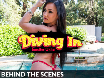 Diving In - Jennifer White BTS Special