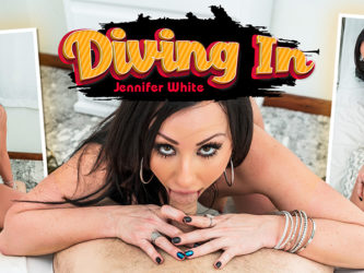 Diving In - Jennifer White VR